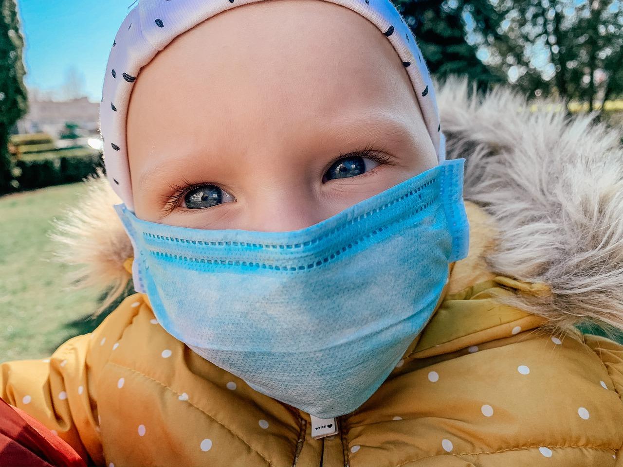 Il Coronavirus nei bambini