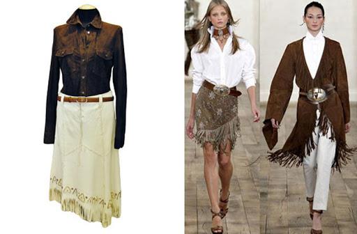 country chic abbigliamento