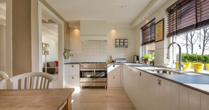 cucine più facili da pulire
