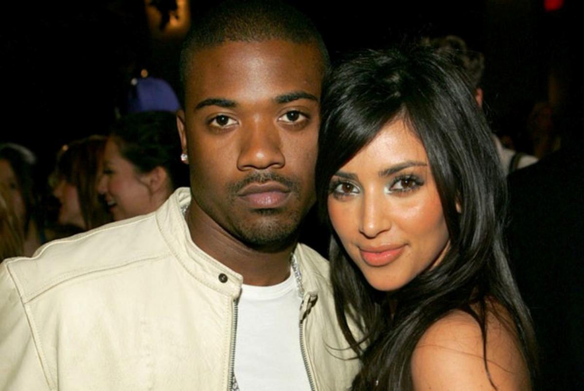 Kim Kardashian e l'ex marito