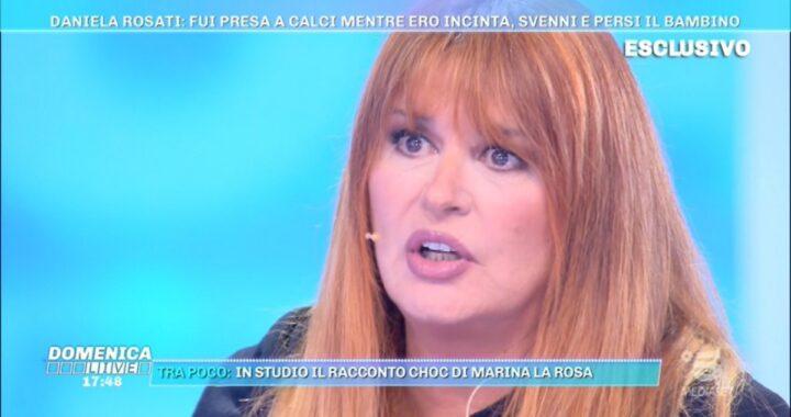 Daniela Rosati e il racconto delle violenze