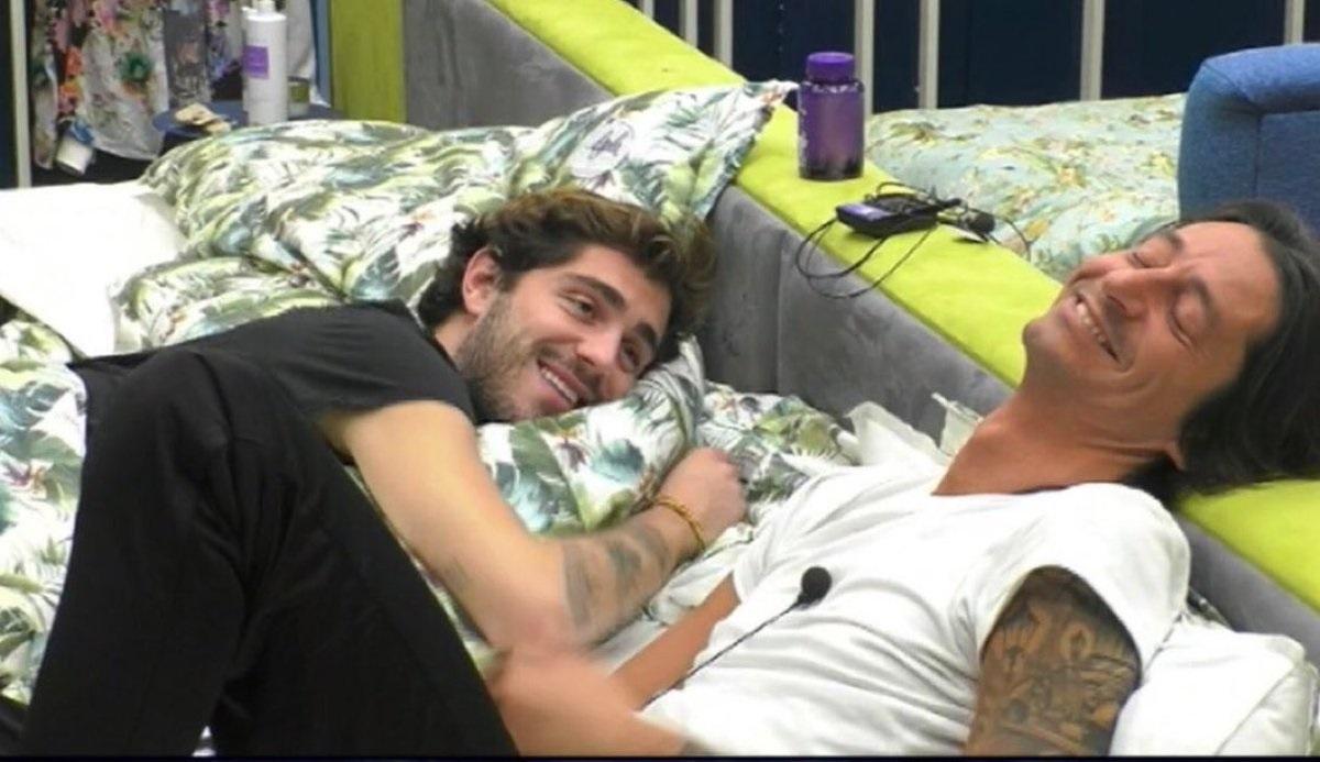 Dayane Mello contro Francesco e Tommaso