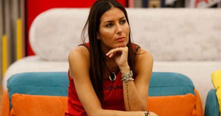 GF Vip: La Gregoraci contro Giulia Salemi