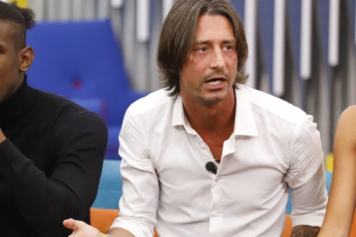 GF Vip Francesco Oppini ancora contro le donne