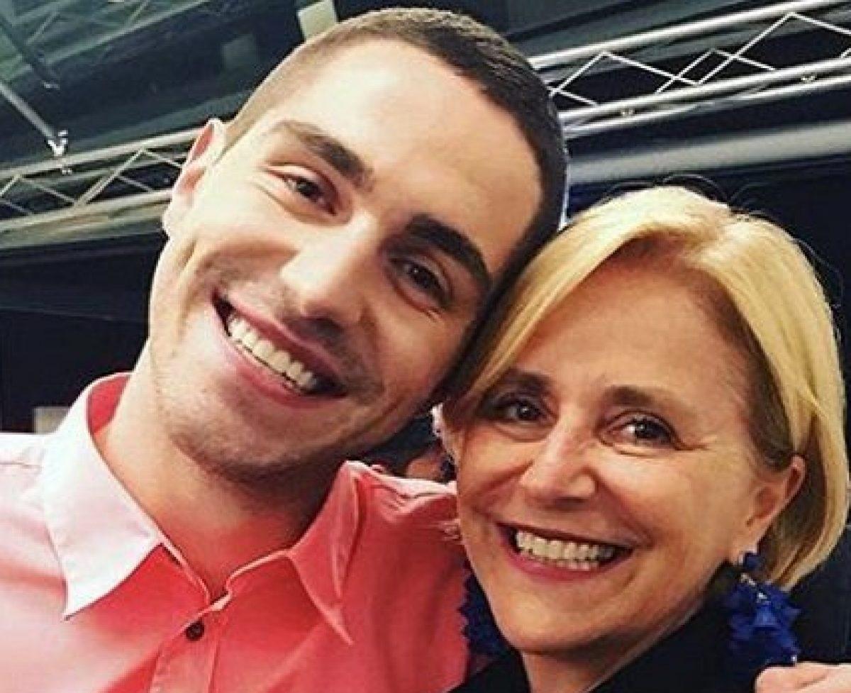 GF Vip Tommaso Zorzi la nostalgia per sua mamma Armanda