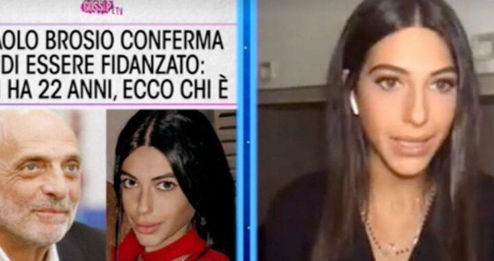 Fidanzata Paolo Brosio