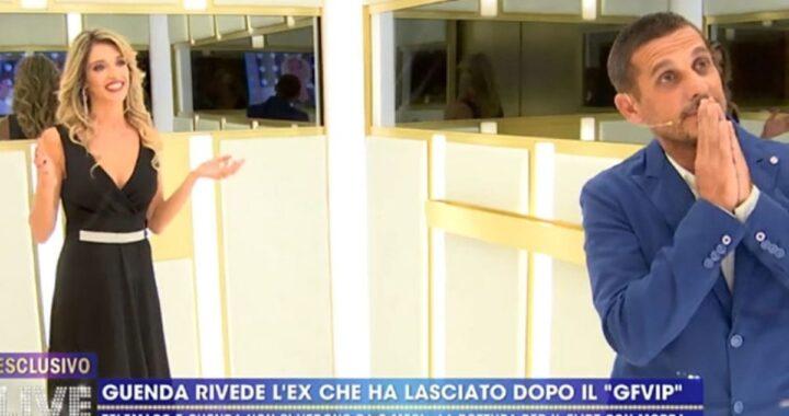 Guenda Goria: a Live va in onda il faccia a faccia con Telemaco