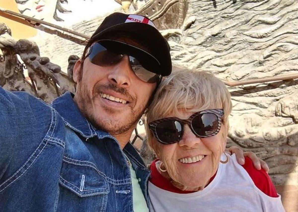 Iris Jones e Mohamed foto