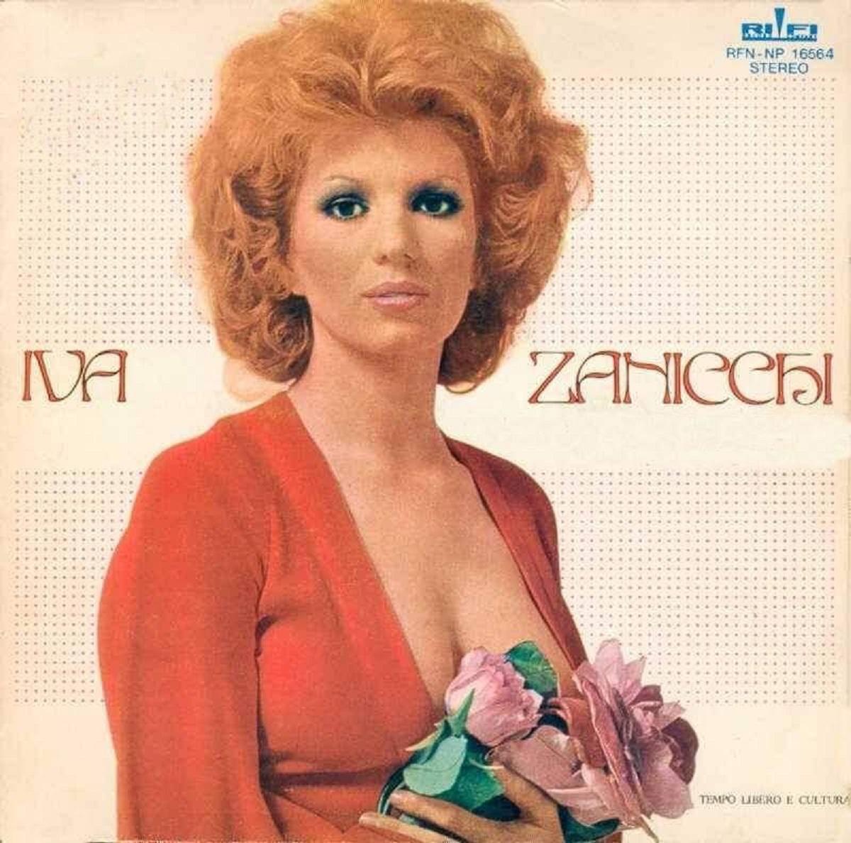 Iva Zanicchi da giovane