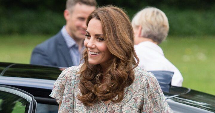 Kate Middleton e i midi dress