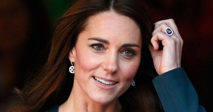 Kate Middleton, l'anello veramente speciale ricevuto dal principe William