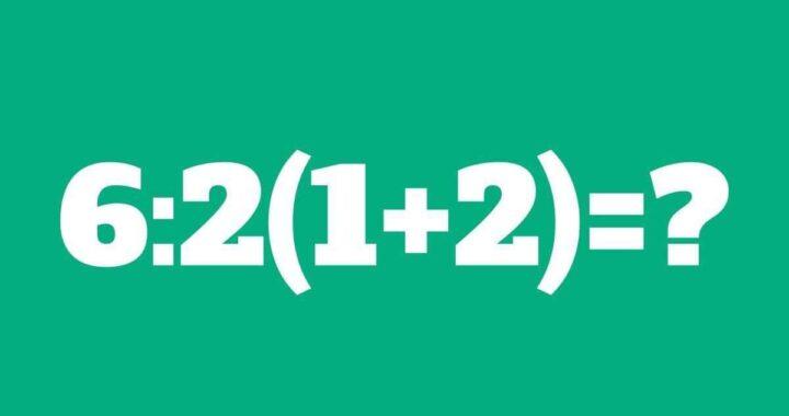 L'esercizio di matematica che ha messo in difficoltà tutto il web: ecco la risposta