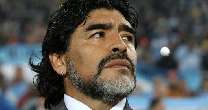 Maradona Commissario Tecnico Argentina