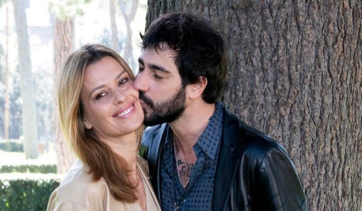 Claudia Pandolfi e il fidanzati
