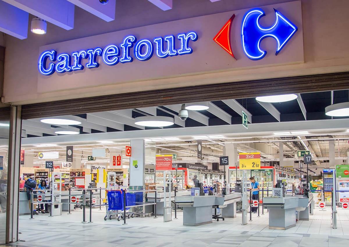 Supermercato Carrefuor