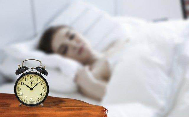 monitoraggio del sonno qualità e tempo