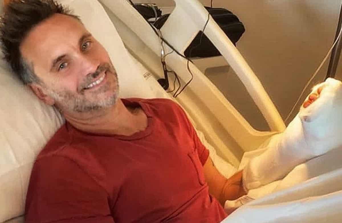 Nek ricoverato in ospedale
