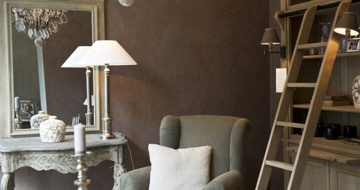 Colori caldi per le pareti: gli ambienti risplendono con i toni avvolgenti