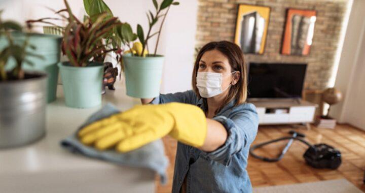 Ogni quanto pulire la casa? La risposta degli esperti