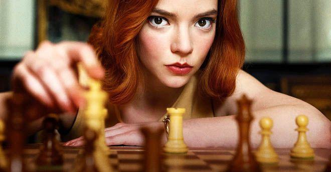 serie tv in uscita la regina degli scacchi