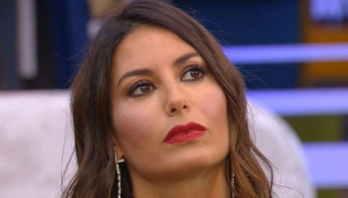 GF Vip Sonia Bruganelli difende Elisabetta Gregoraci