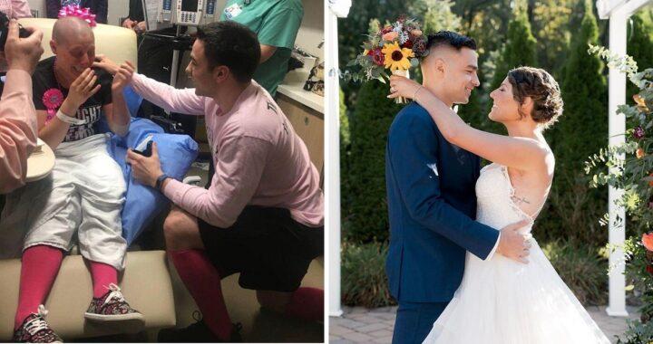 Jillian Hanson riceve proposta di matrimonio