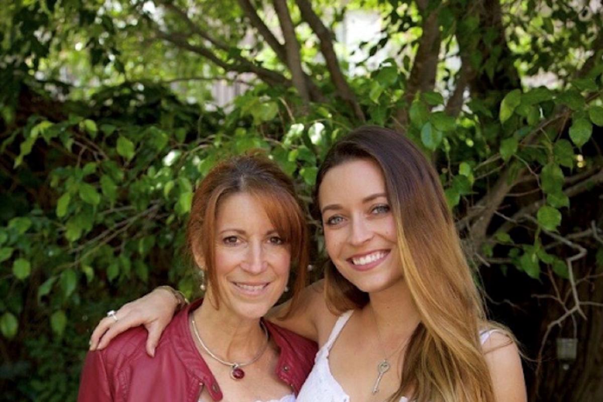 Suzy e Donna Garrett
