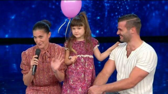 Martin e la piccola Elisa