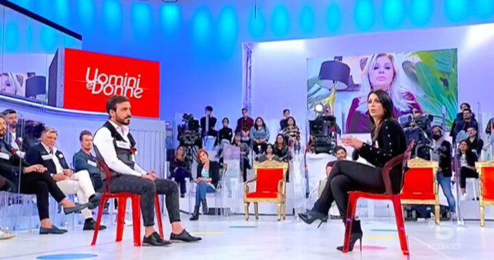 UeD: Valentina chiude la storia con Germano