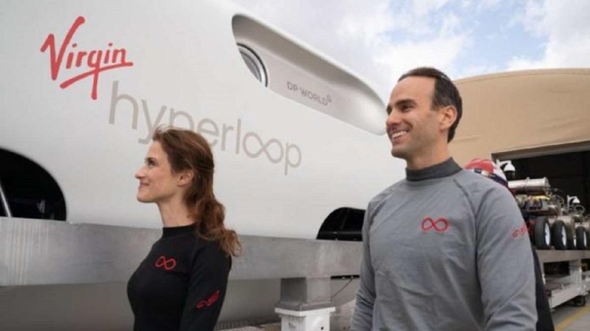 Passeggeri Hyperloop
