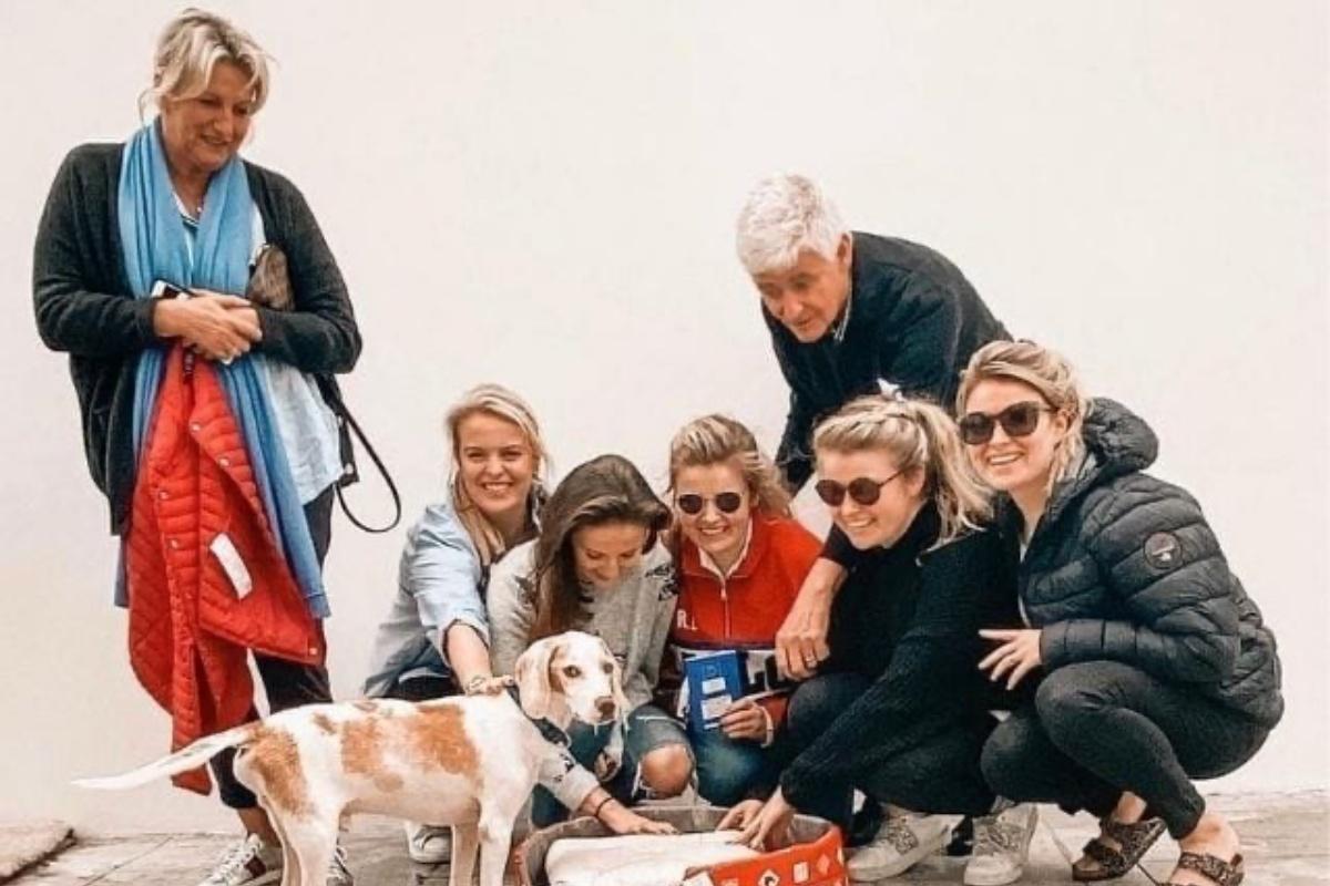wilf cane famiglia