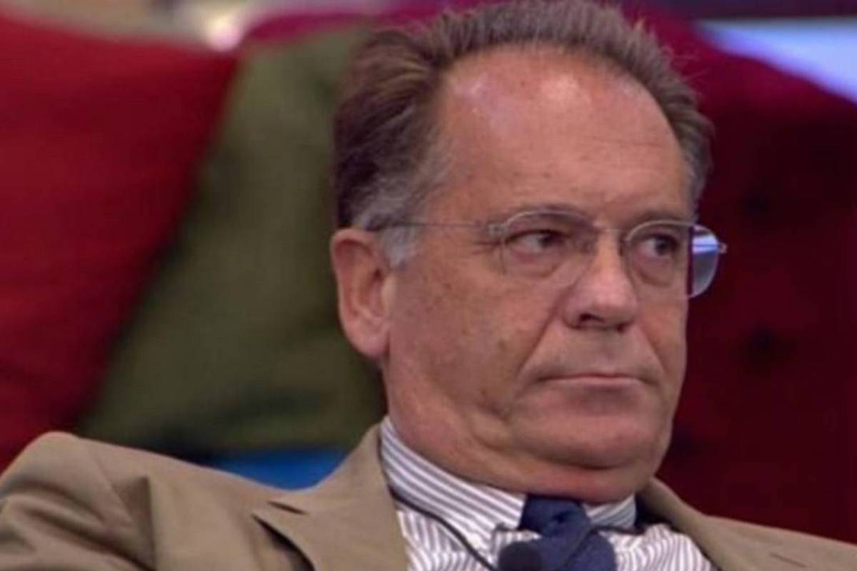 Alessandro Cecchi Paone concorrente del GF Vip