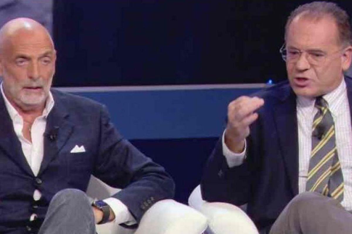 Confronto tra Alessandro Cecchi Paone e Paolo Brosio