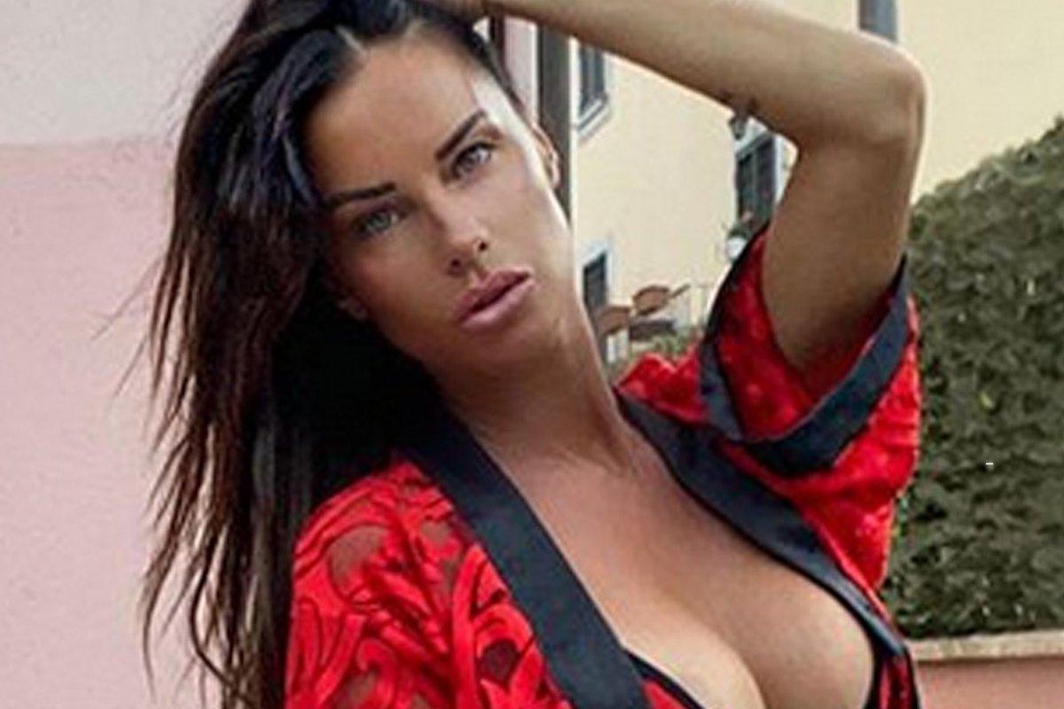 Antonella Mosetti sensuale