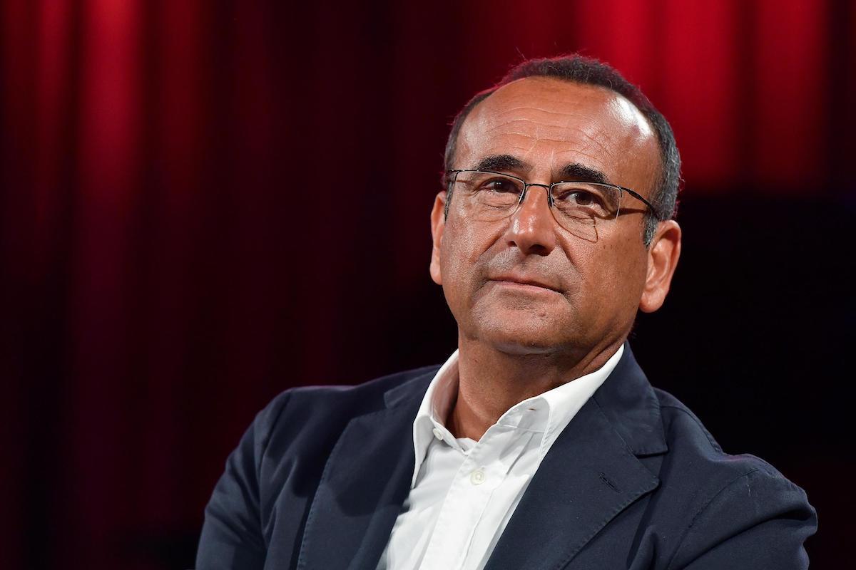 Carlo Conti in televisione