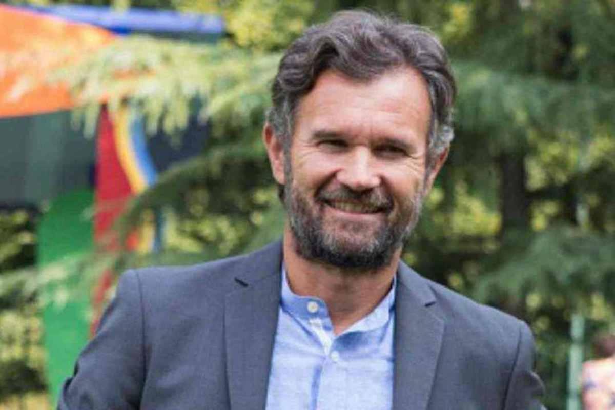 Carlo Cracco che sorride
