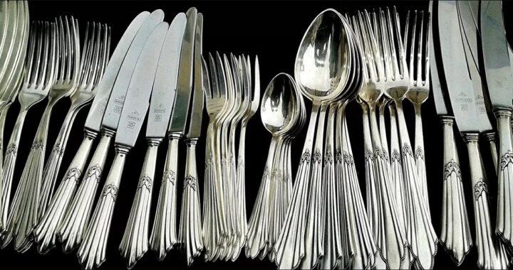 Come pulire l'argento