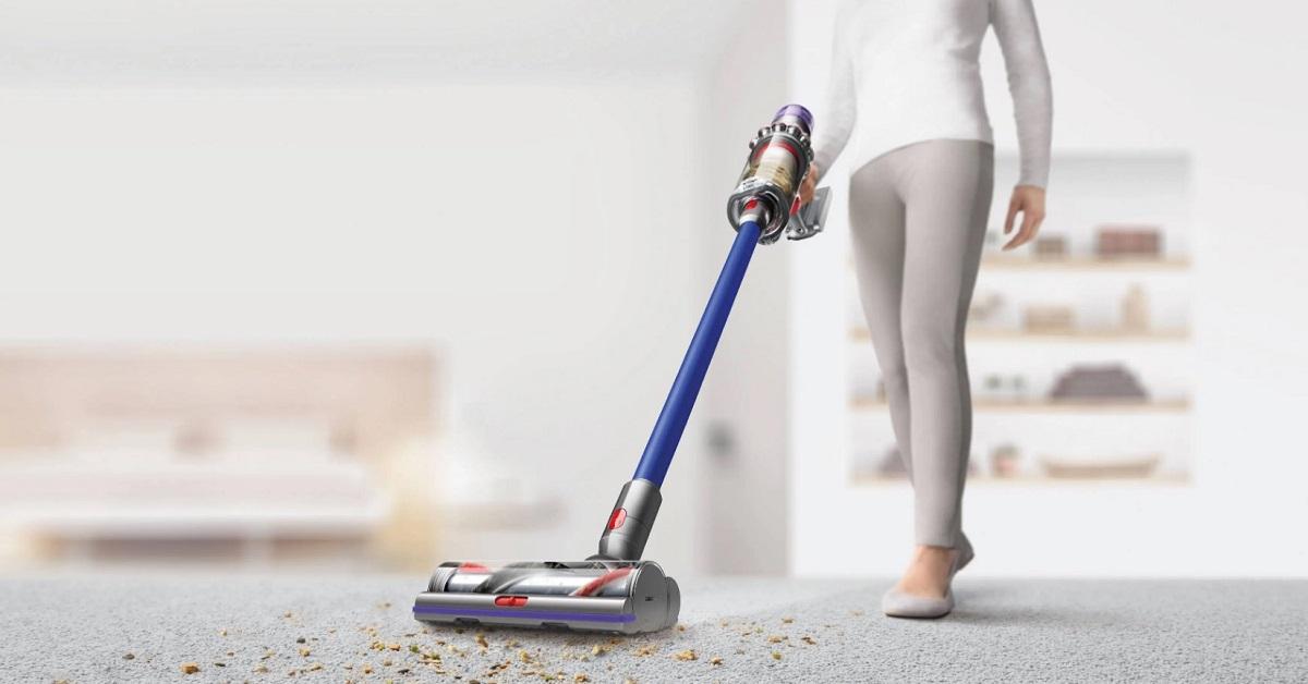 Come pulire un Dyson