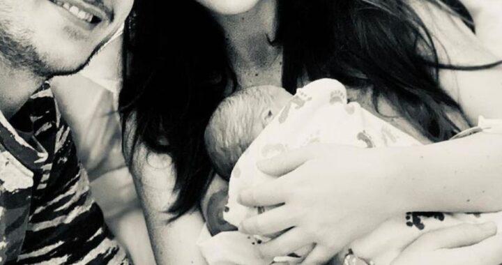 Eleonora Boi e Danilo Gallinari genitori