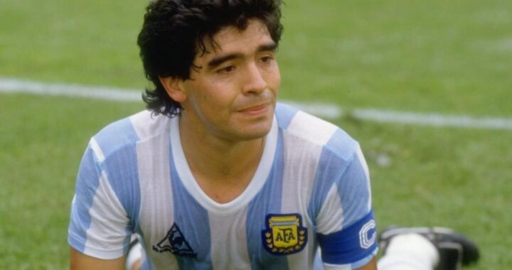 Diego Maradona in Nazionale Argentina