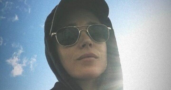 L'attrice americana, Ellen Page annuncia sui social di essere trans