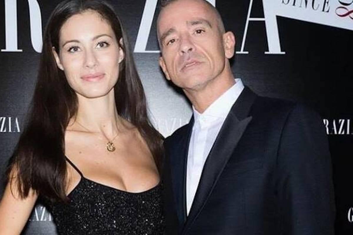 Eros Ramazzotti e Marica Pellegrinelli in posa