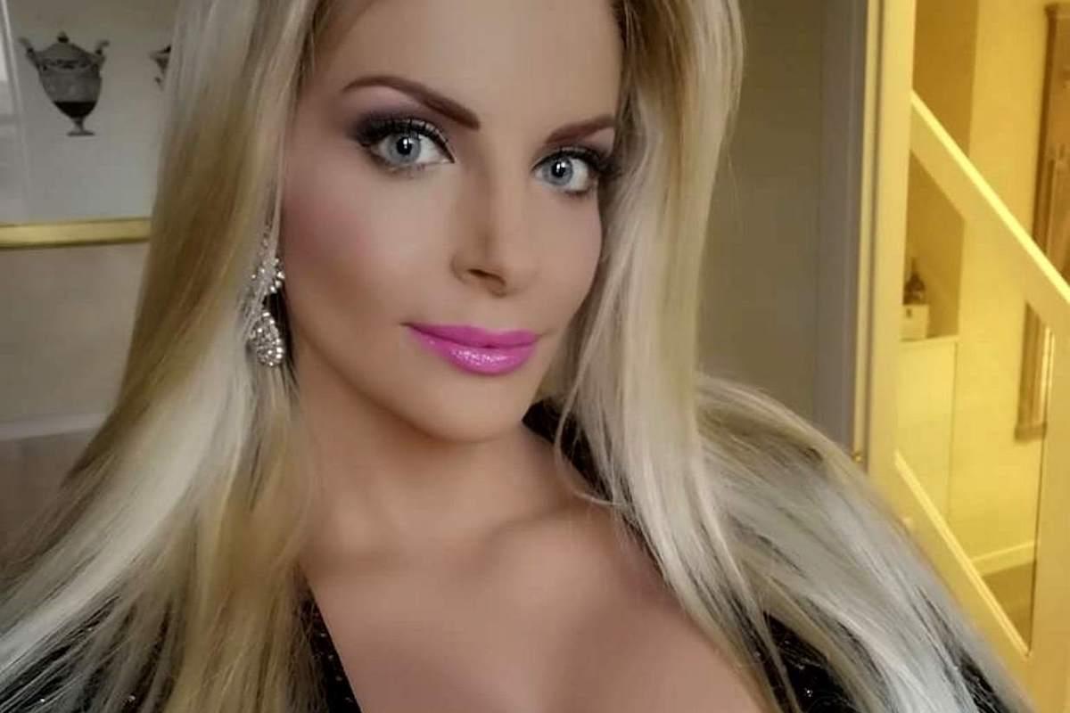 Francesca Cipriani che sorride