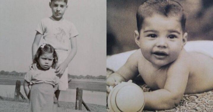 Le foto d'infanzia di Freddie Marcury