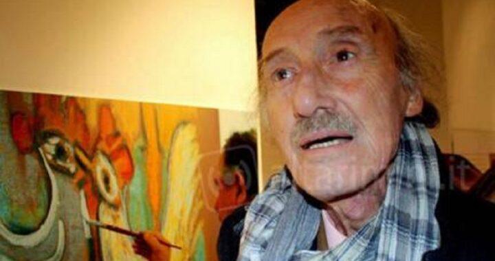Giannini Gianfranco in una mostra