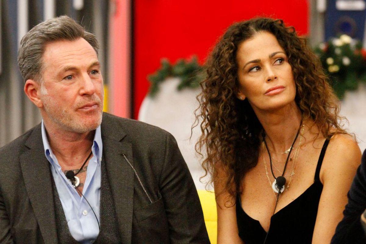 Samantha De Grenet e Filippo Nardi al Grande Fratello Vip 5