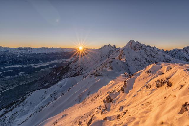 Innsbruck paesaggio