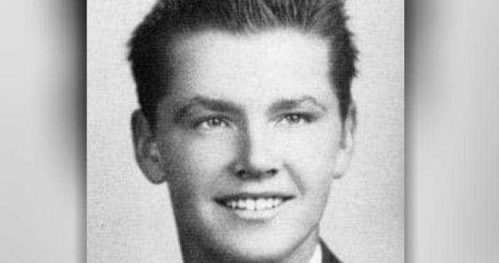 Jack Nicholson e la foto di quando era soltanto un adolescente