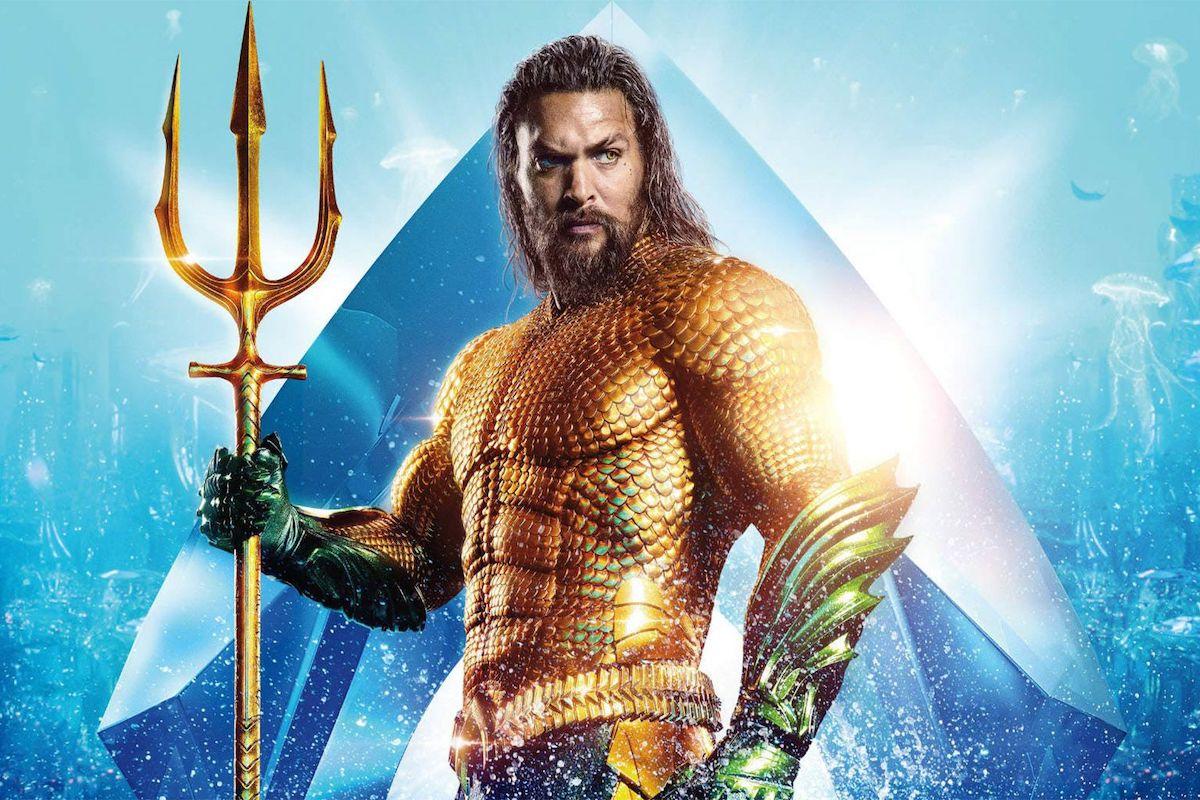 Profilo Jason Momoa di Aquaman