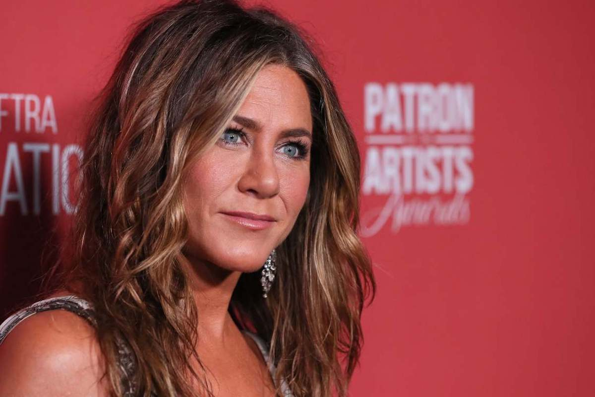 Red carpet Jennifer Aniston